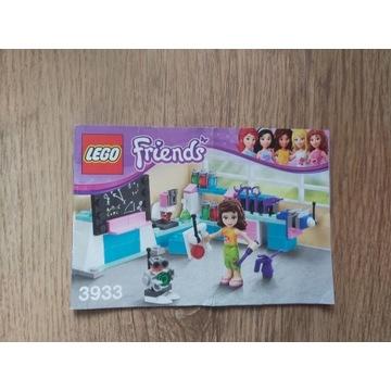 Lego Friends 3933 kompletny bez pudełka