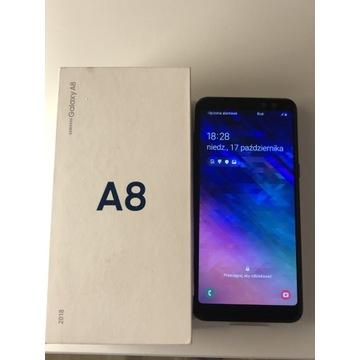 Samsung Galaxy A8 32 GB Dual SIM komplet