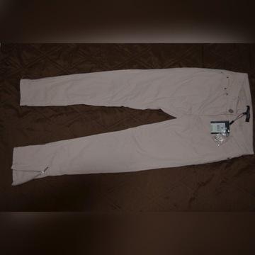 Spodnie nowe Top secret roz. 38 pudrowy róż