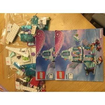 Lego Disney 41062 Kraina Lodu - zamek Elsy