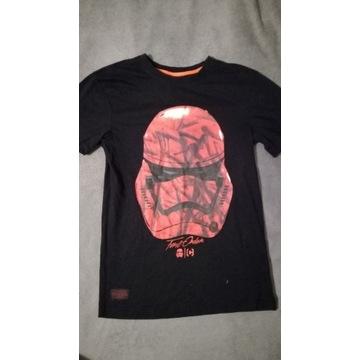 t-shirt cropp s gwiezdne wojny