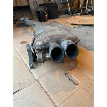 Tłumik wydech końcowy BMW 330i 3.0 e46