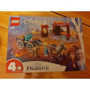 LEGO Frozen, klocki Wyprawa Elsy, 41166