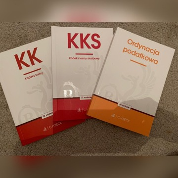 Ordynacja podatkowa+KK+KKS