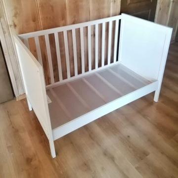 Łóżeczko dziecięce 125x67