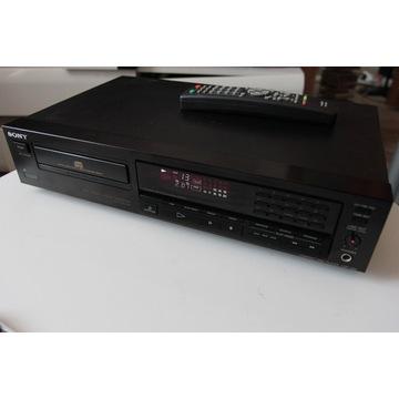 SONY CDP 690 wysoki model CD +pilot