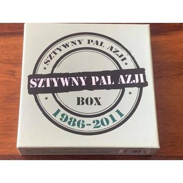 Sztywny Pal Azji - Box 6 CD - 1986-2011 - stan EX+