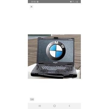 BMW ICOM NEXT ISTA LAPTOP PANCERNY + INPA