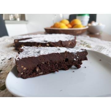 Ciasto czekoladowe z truflą
