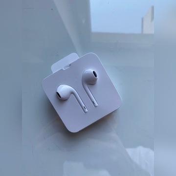 Słuchawki EarPods ze złączem lightning