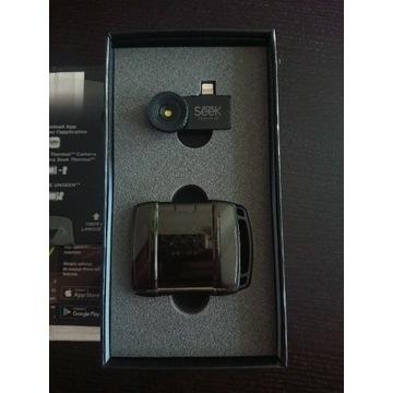 Seek thermal compact Kamera termowizija iPhone