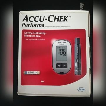 Nowy Glukometr Accu-Chek Performa