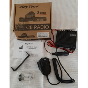 Ultra kompaktowe CB radio - AnyTone SMART
