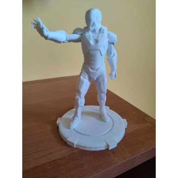 Iron Man, figurka 3D