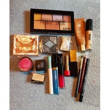 17 kosmetyków Dior Chanel Clarins Clinique itp.