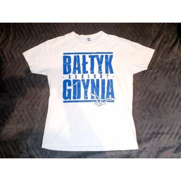 koszulka t-shirt Bałtyk Gdynia rozmiar L