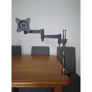 UCHWYT BIURKOWY DO MONITORA LCD MACLEAN MC-628