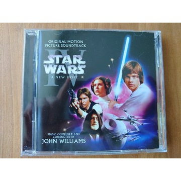 Star Wars:A New Hope Limited Edition 2cd