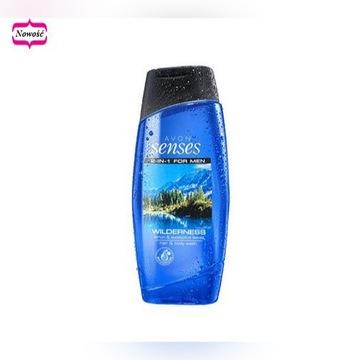 Żel do mycia ciała i włosów Wilderness - 250 ml