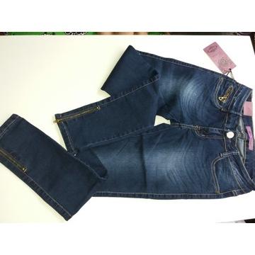 Spodnie jeans skinny