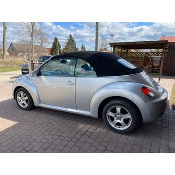 VW New Beetle Cabrio 2008 rok