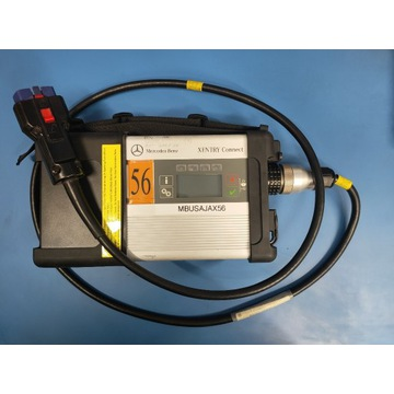 100% Oryginalny Mercedes XENTRY Connect C5