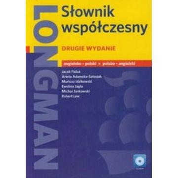 LONGMAN Słownik współczesny ang-pol pol-ang