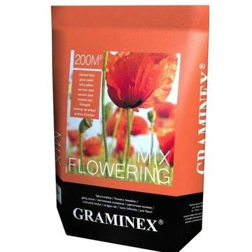 GRAMINEX FLOWERING MIX 4 KG ŁĄKA KWIETNA ŁĄCZKA