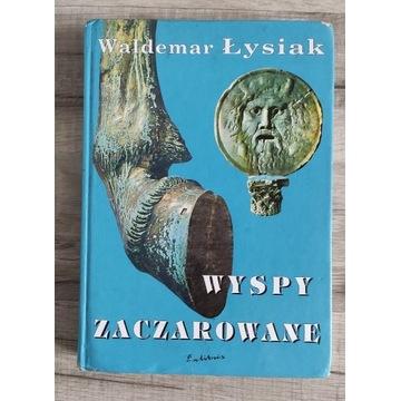 Wyspy zaczarowane  Waldemar Łysiak