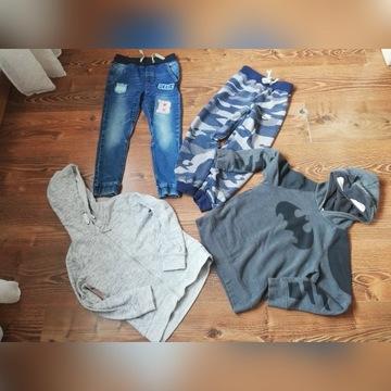 Zestaw bluz i spodni 122