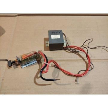 Mały transformator 14V z włącznikiem DIY