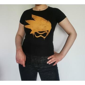 T-shirt overwatch Smuga Tracer S blizzard acid