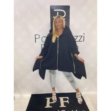 Paparazzi Fashion płaszcz czarny