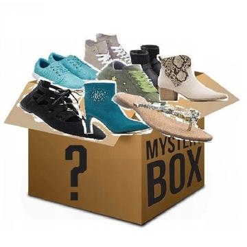 Mix nowych butów