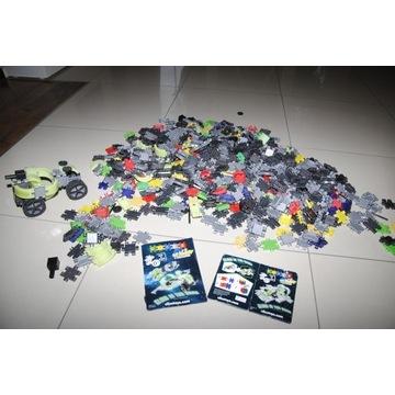 Mega Zestaw Klocków Wafle - ponad 700 el.