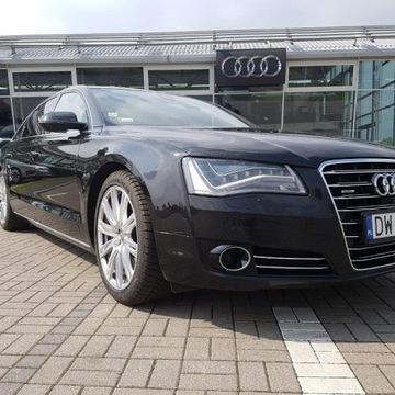 Audi A8 lang Full pierwszy właściciel