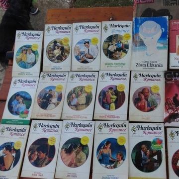 Seria Harlequin i inne 93 książki