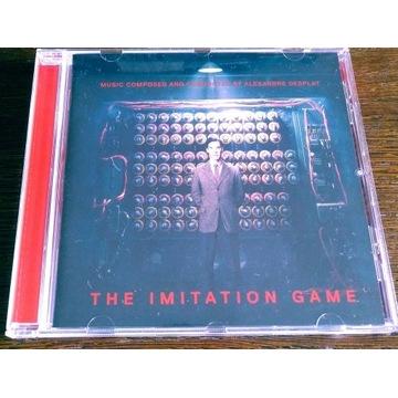 OST IMITATION GAME -GRA TAJEMNIC-Alexander Desplat