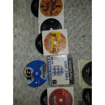 Mega Kolekcja Euro Demo Ps1 Psx Psone  24 - 70