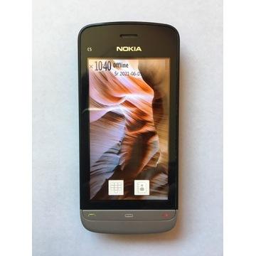 Nokia C5 stan idealny - komplet