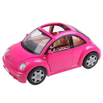 Samochód BARBIE - Garbusek Volkswagen