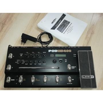 Line 6 POD HD 400