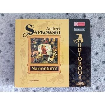 Audiobook Narrenturm - A. Sapkowski