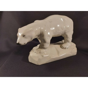 Giesche niedźwiedź polarny duży. 1948-1952