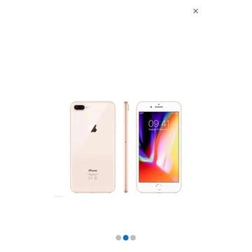 iPhone 8 Plus 256GB złoty