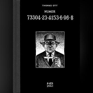 Thomas Ott Numer 73304-23-4153-6-96-8 komiks NOWA