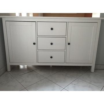 Biały kredens HEMNES - IKEA