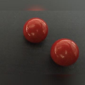 KLIPSY czerwone