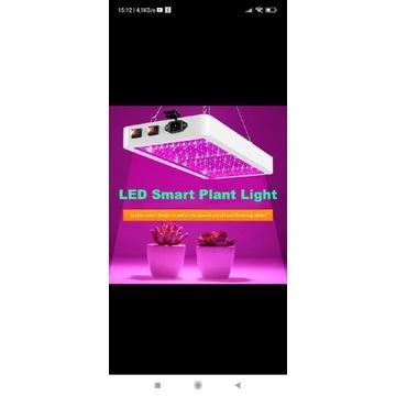 Lampa do uprawy roślin LED grow 2000W