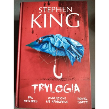 Stephen King TRYLOGIA